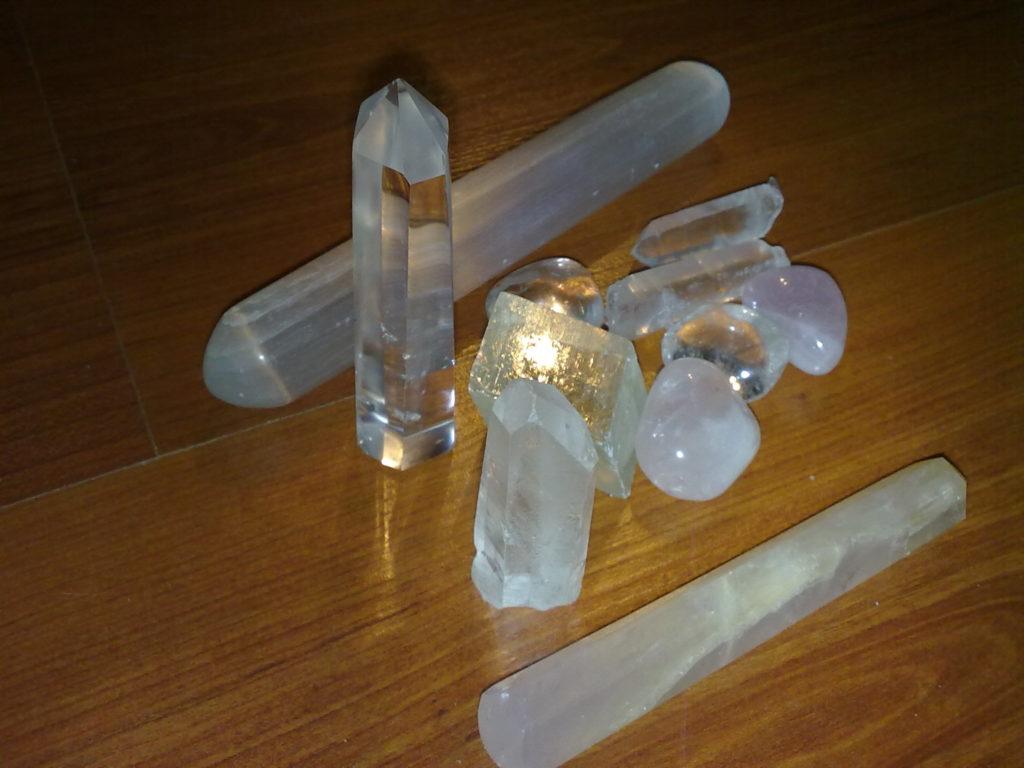Il mondo dei cristalli