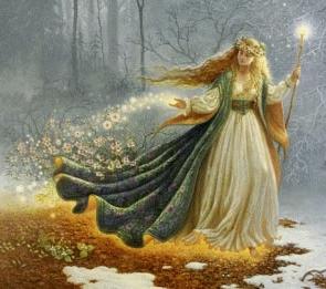Celebrazione di Samhain e Dísablót
